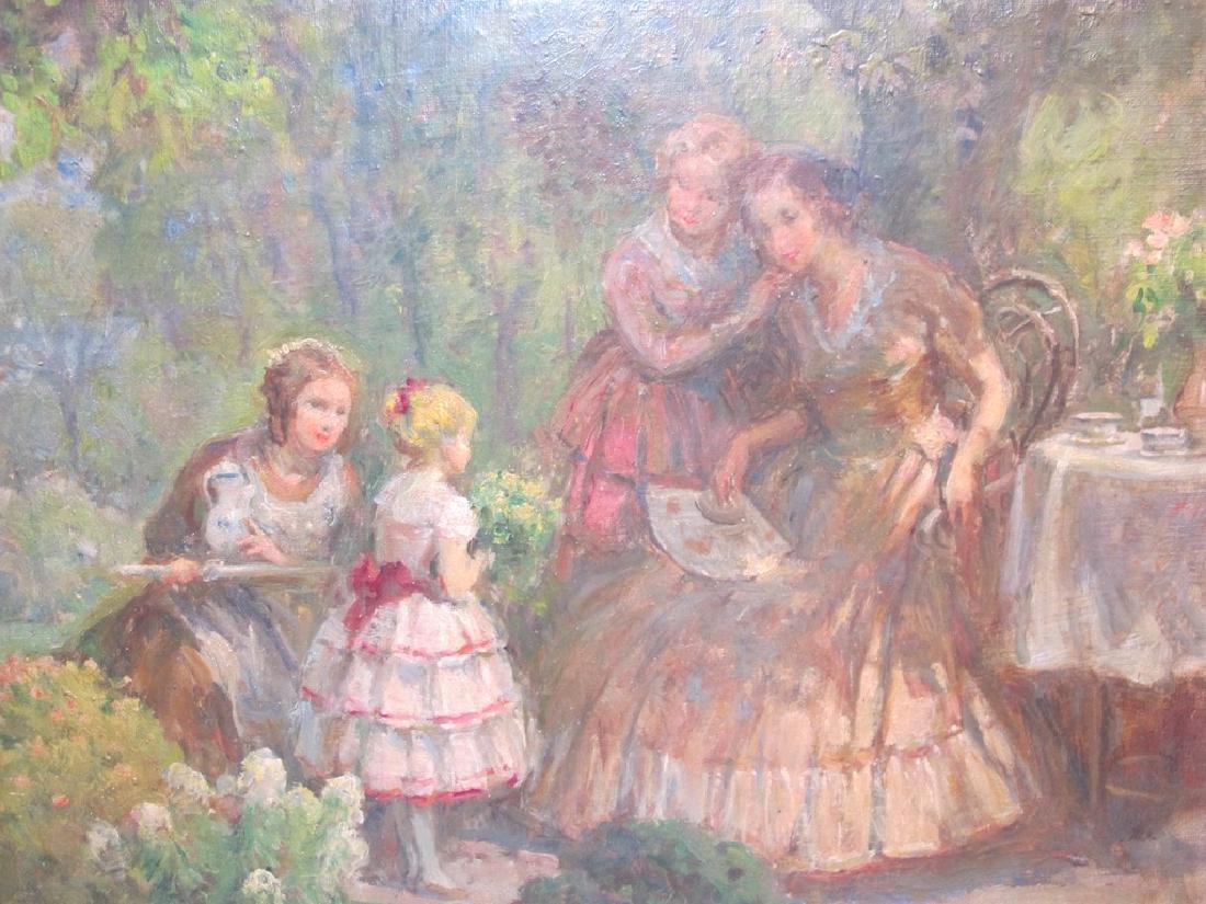Imre GERGELY (1868-1914) Hungarian artist - 2