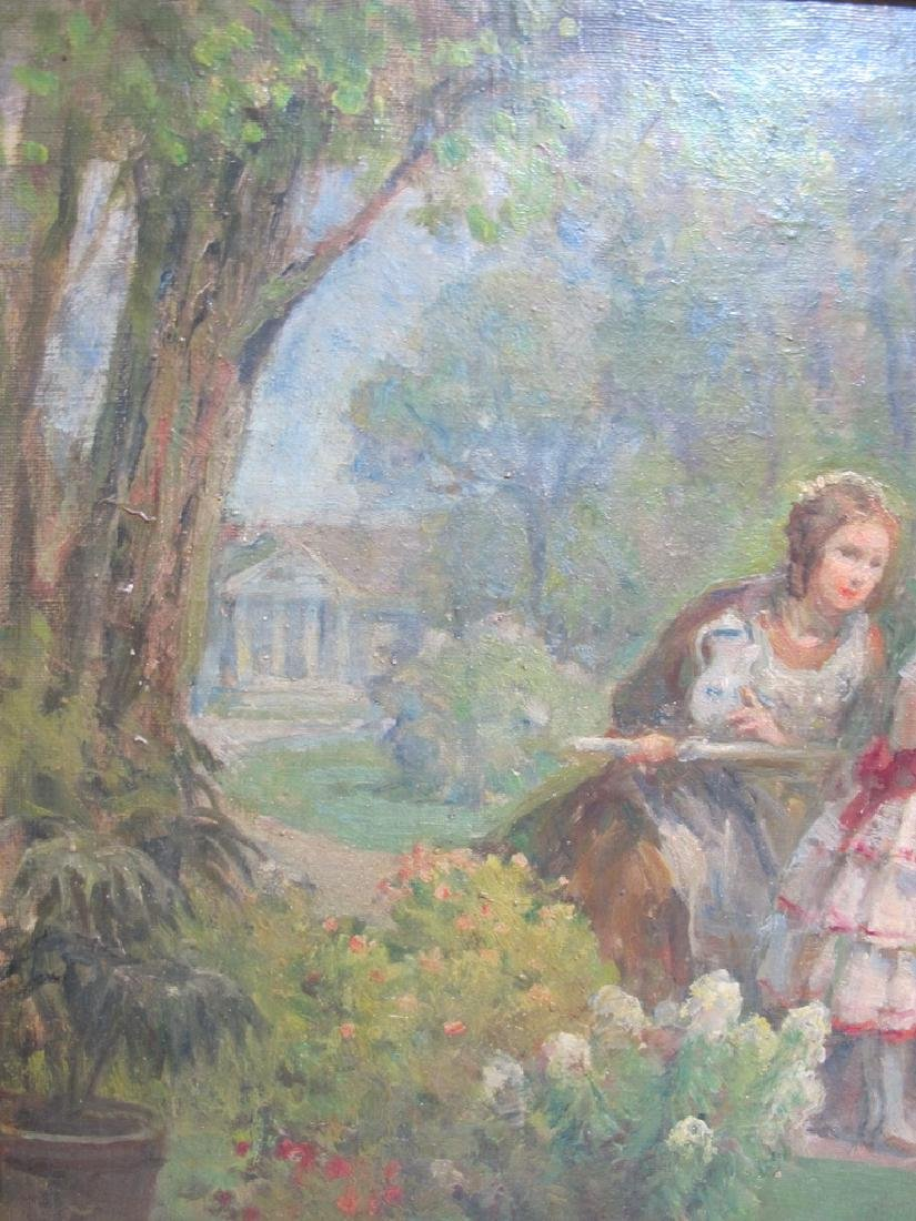 Imre GERGELY (1868-1914) Hungarian artist - 3