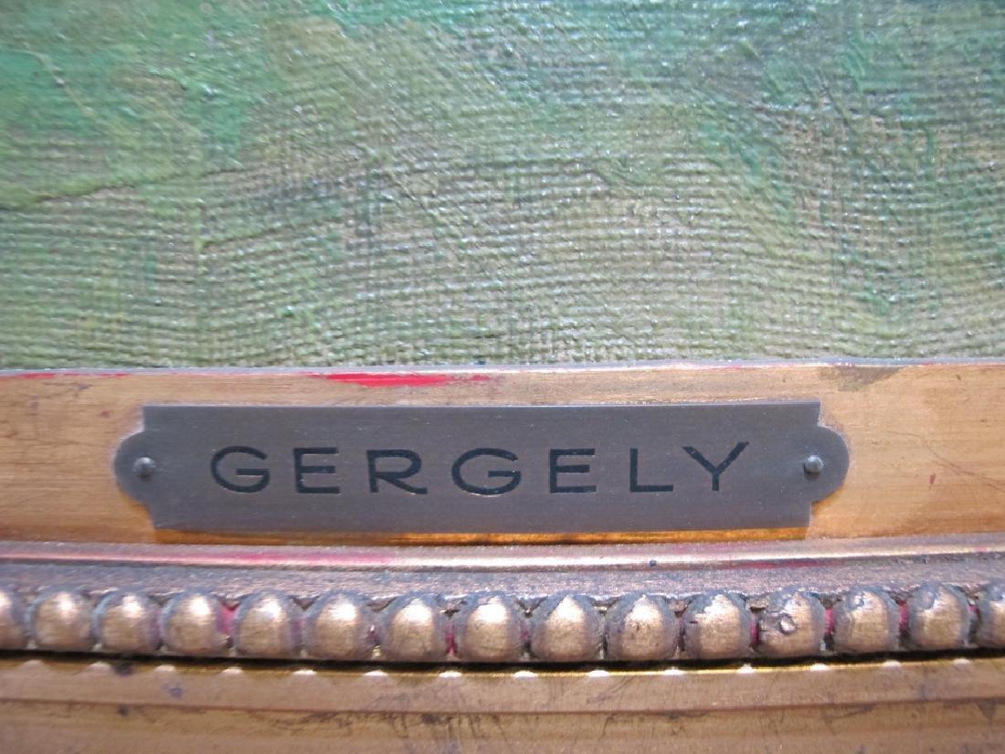 Imre GERGELY (1868-1914) Hungarian artist - 5