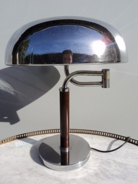 6: French Art Deco table lamp