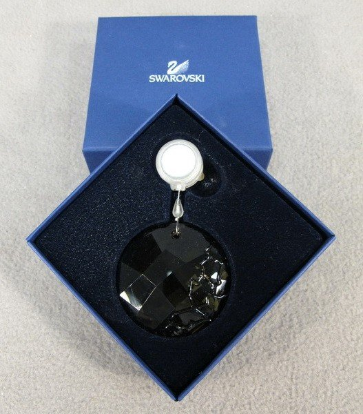 1: Swarovski crystal paper weight