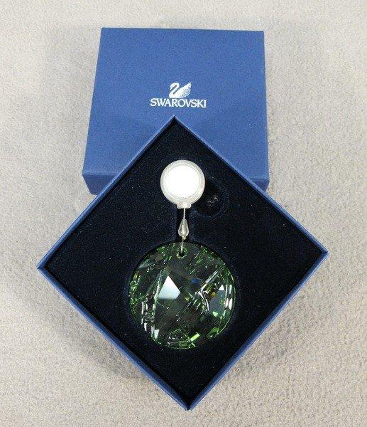2: Swarovski crystal paper weight