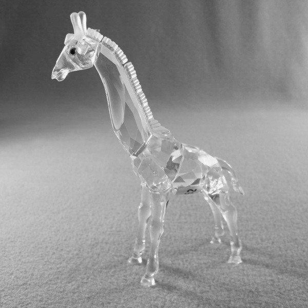 5: Swarovski Giraffe crystal fig.