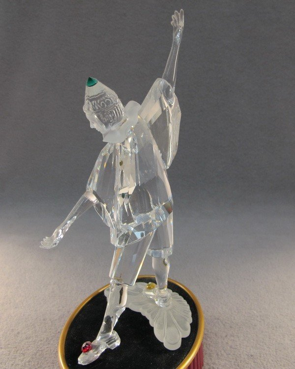 11: Swarovski Clown crystal fig. - 4