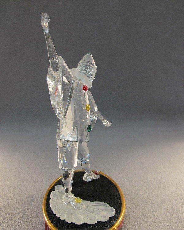 11: Swarovski Clown crystal fig. - 6