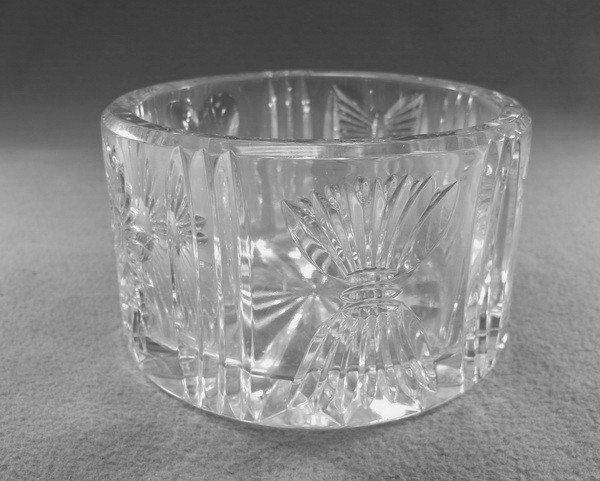 16: Waterford crystal vase