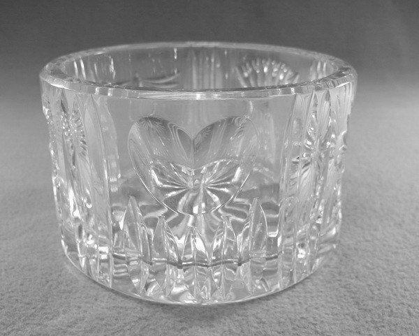 17: Waterford crystal vase