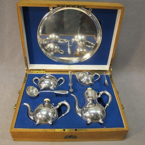 100: Grachev, St. Petersburg Russian silver tea-coffeep