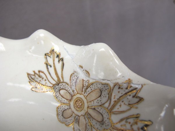 188: Chinese pair of porcelain vases - 6