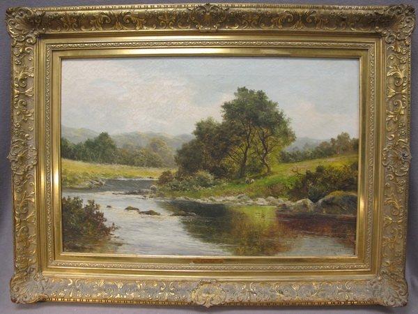 23: Henry WALTON (1804-1865) painting