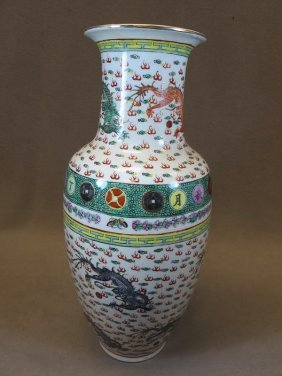 10: Chinese porcelain base