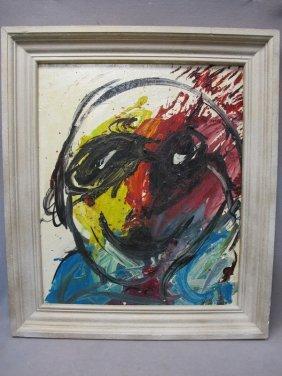 Peter KEIL (1942) oil on canvas painting