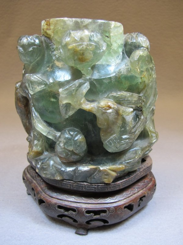 Old Chinese Jade sculpture