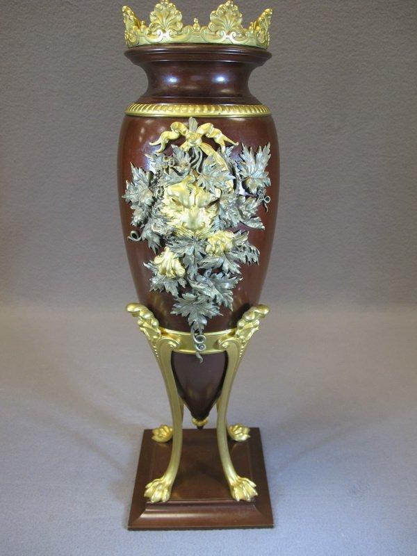 Georges Henri Emille Servant (1828-1890) urn