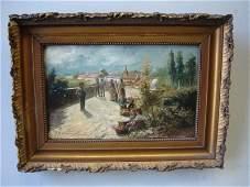 Spanish school painting, J. de la Torre