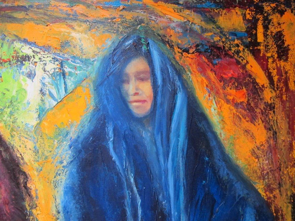 Mildrey GUILLOT, Cuban artist painting - 4