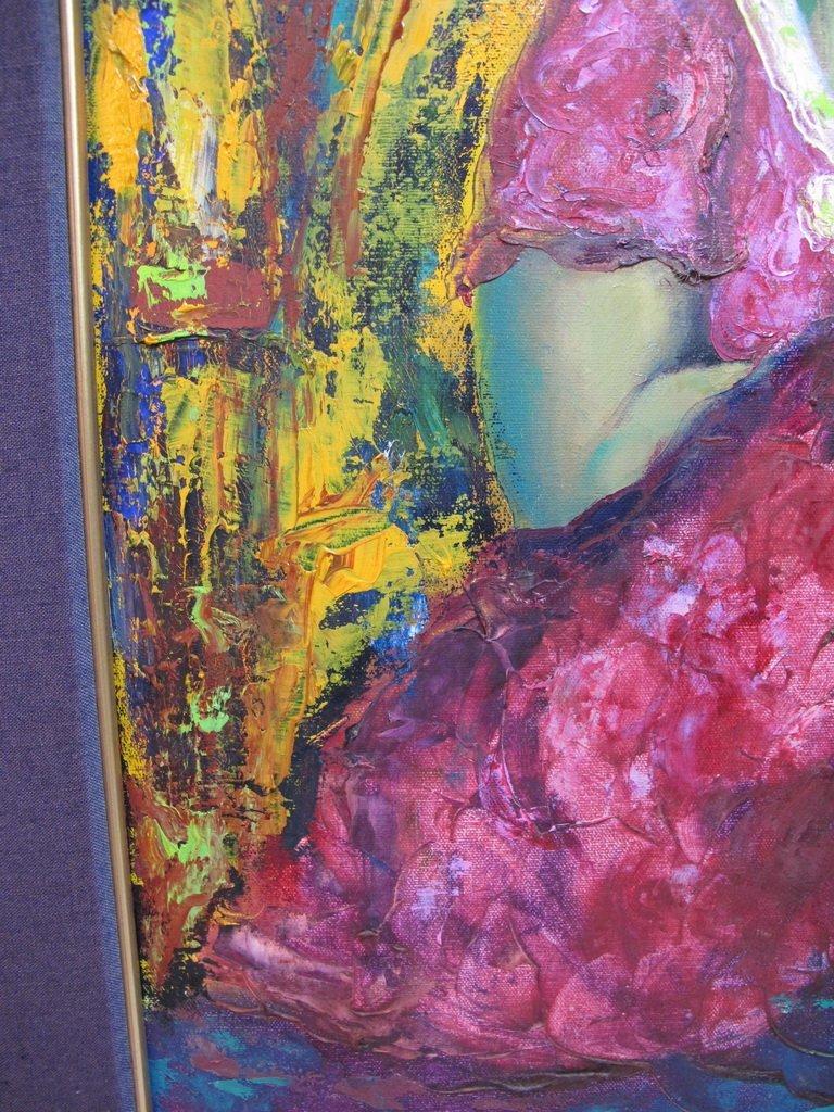 Mildrey GUILLOT, Cuban artist painting - 6