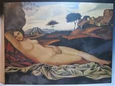 Copy of Mario CARREO (1913-1999) Cuban artist
