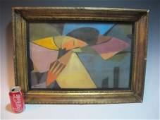 Armando BARRIOS 1920 attributed Venezuelan artist