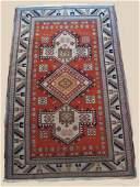 Probably Caucasian Dagestan or Shirvan rug