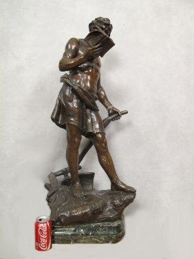 Probably Victor Rousseau (1865-1954) Sculpture