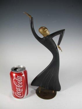 Franz Hagenauer (1906-1986) Wood Sculpture