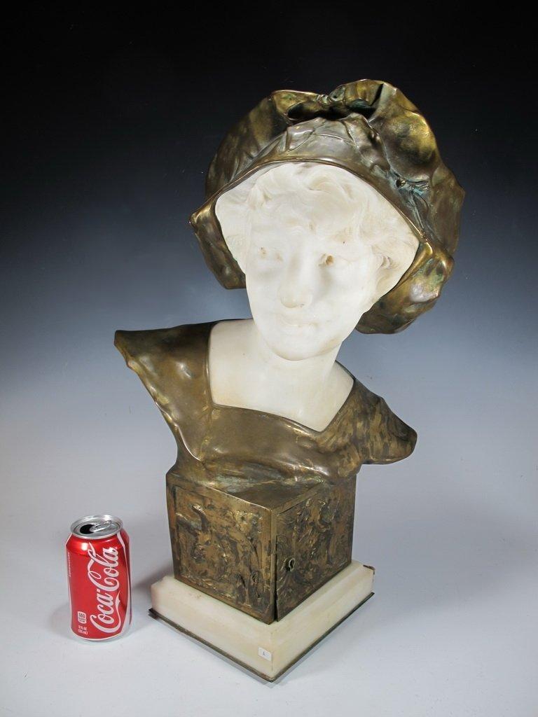 Paul Franois BERTHOUD (1870-1939) French bronze &