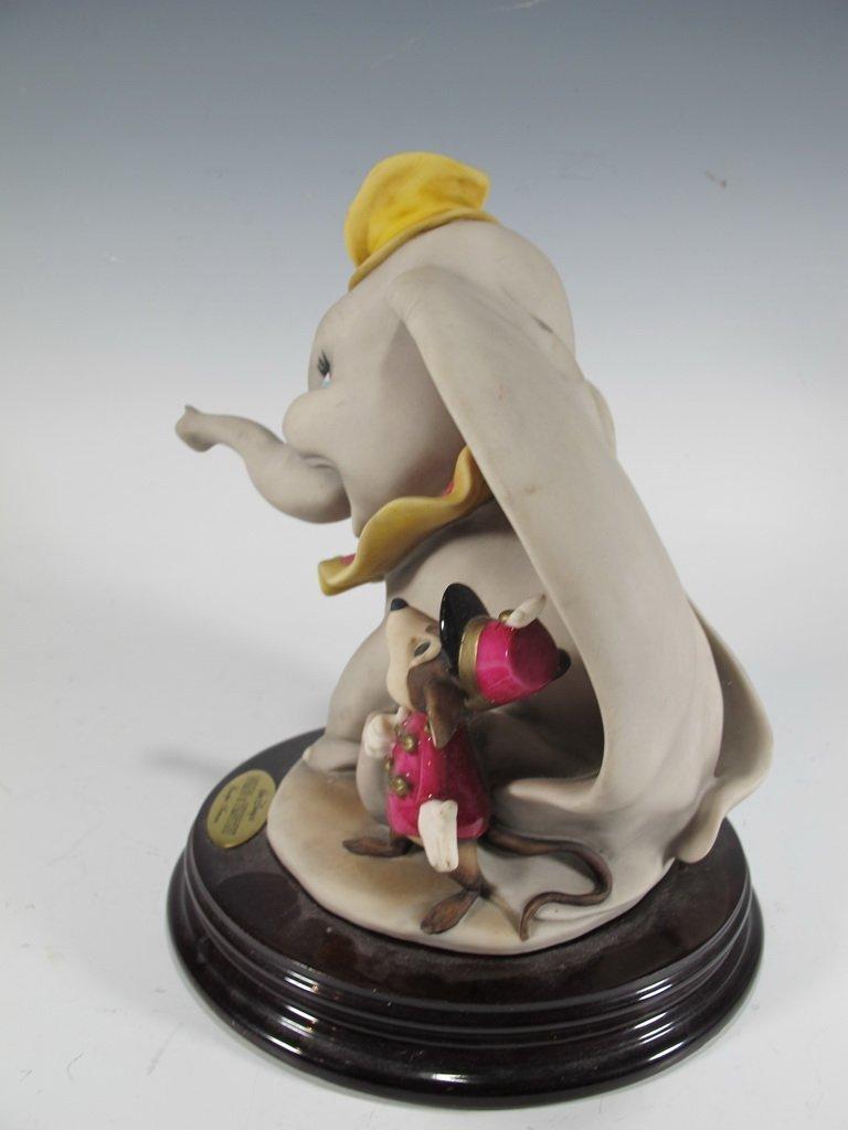 Dumbo & Timothy, Giuseppe Armani 2000 Disney figurine - 5