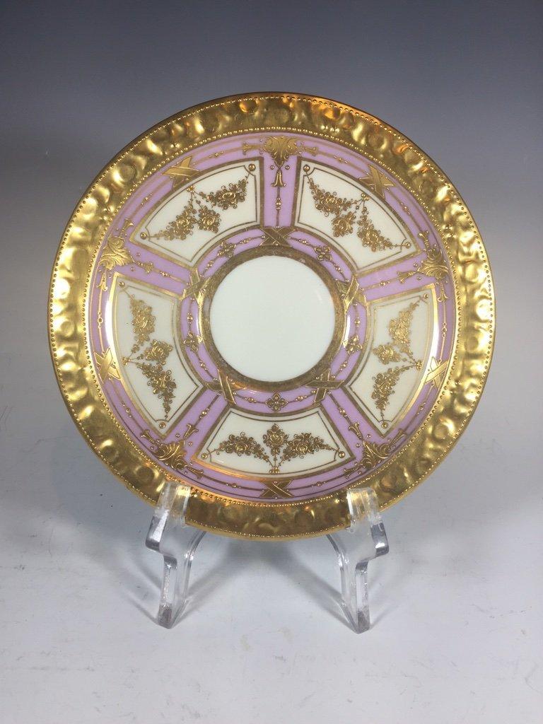 Antique German Dresden 3 porcelain set - 6