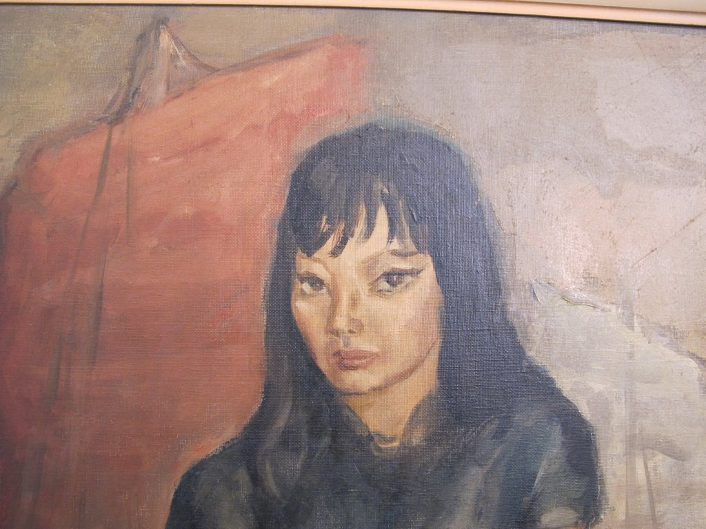 Alexis HINSBERGER (1907-1996) oil on canvas painting - 2