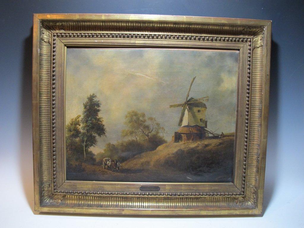 David I COX (1783-1859) English artist painting