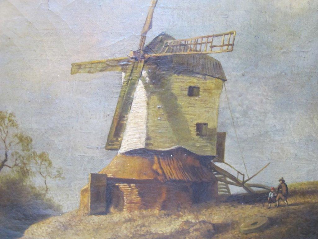 David I COX (1783-1859) English artist painting - 4