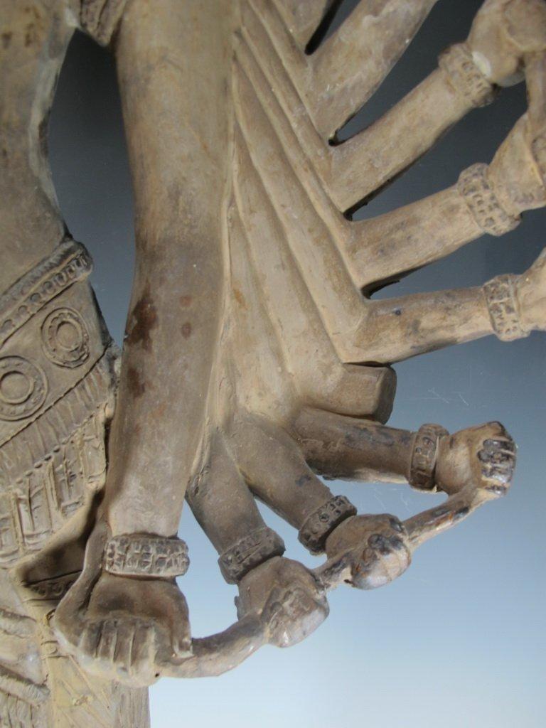 Huge Thai Terracotta sculpture - 5