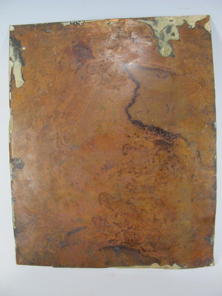 Peter I KRAEMER (1823-1907) oil on copper - 7