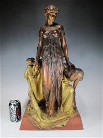 Henry �tienne DUMAIGE (1830-1888) bronze sculpture