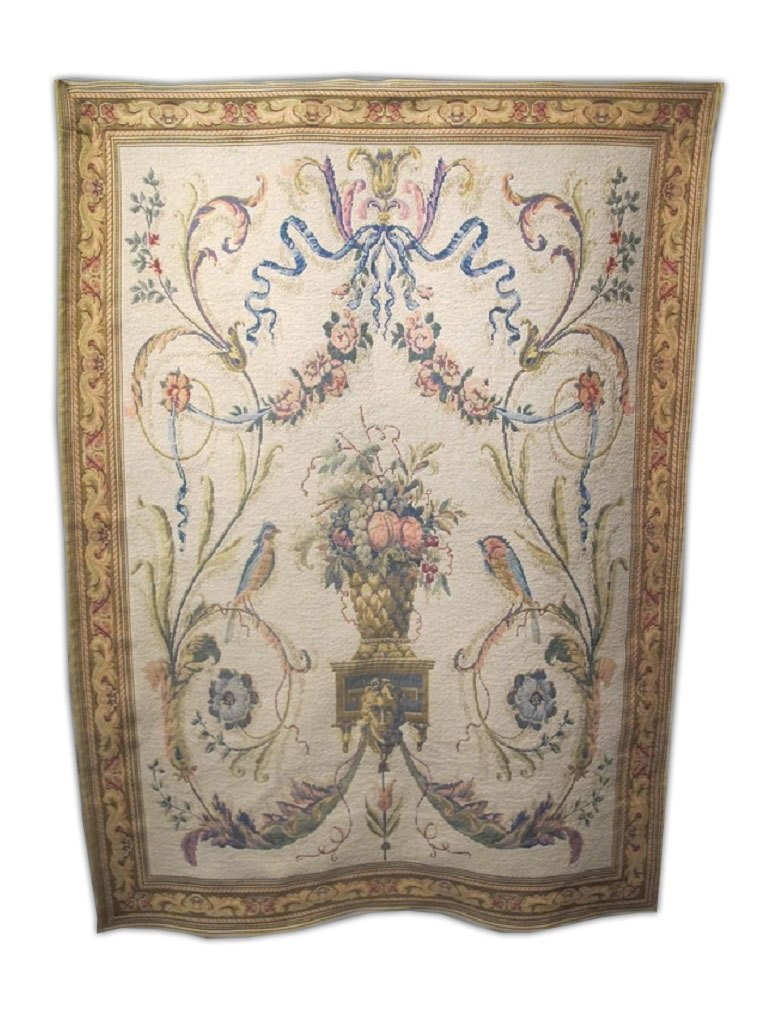 Vintage French tapestry