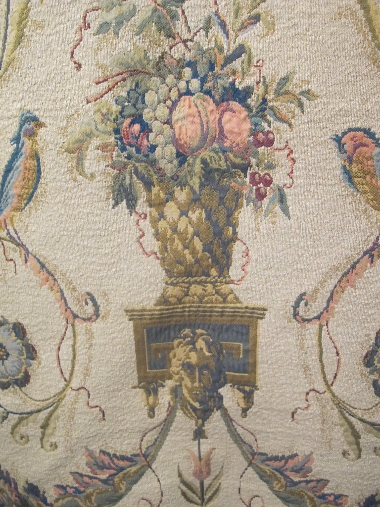 Vintage French tapestry - 3