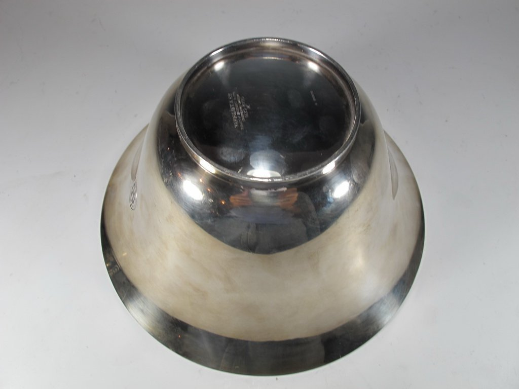Tiffany & Co sterling silver bowl - 5