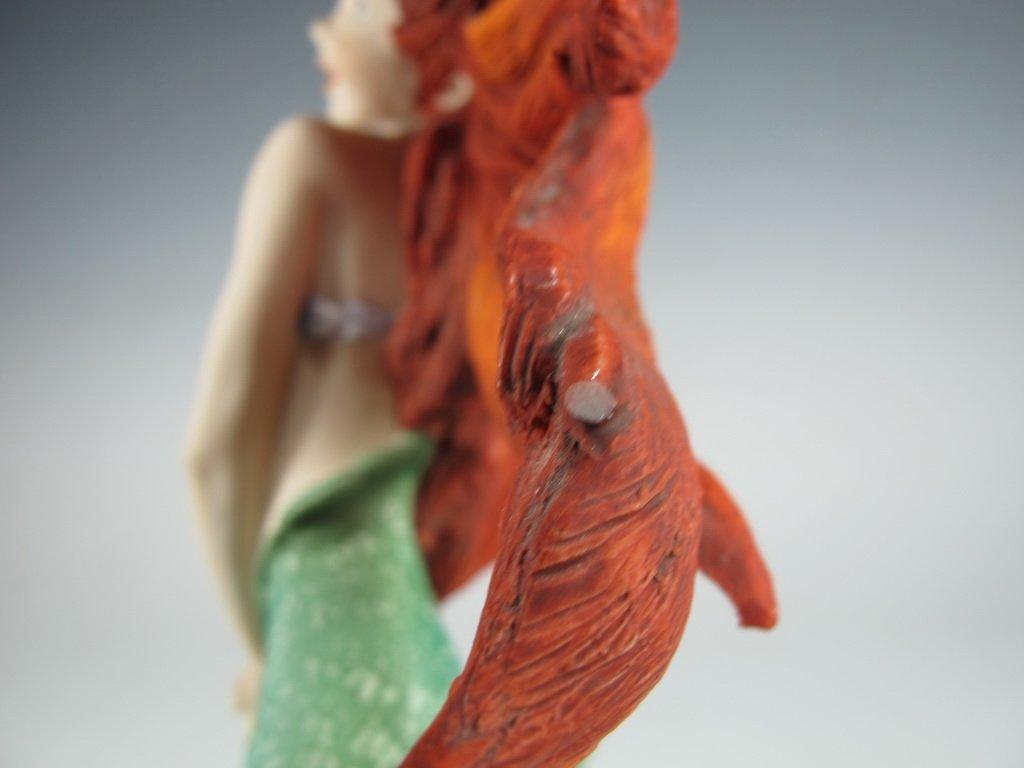 Ariel, Giuseppe Armani 1998 Disney figurine DAMAGED - 5