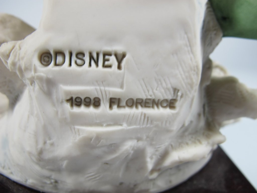 Ariel, Giuseppe Armani 1998 Disney figurine DAMAGED - 7