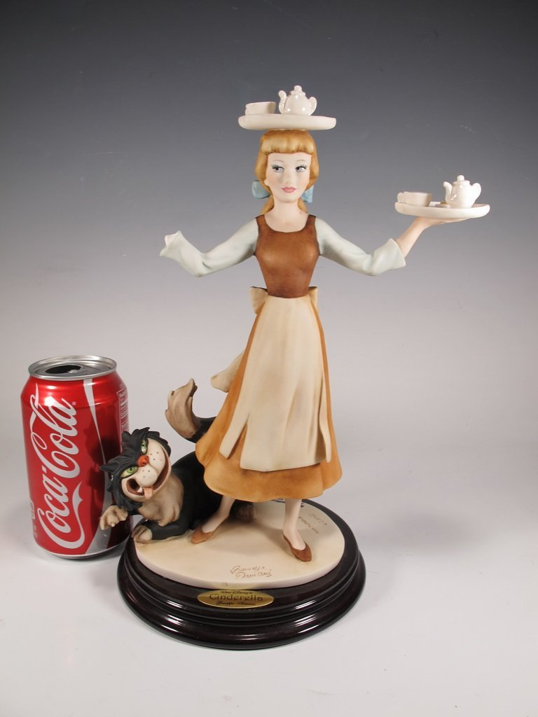 Cinderella, Giuseppe Armani 2003 Disney figurine