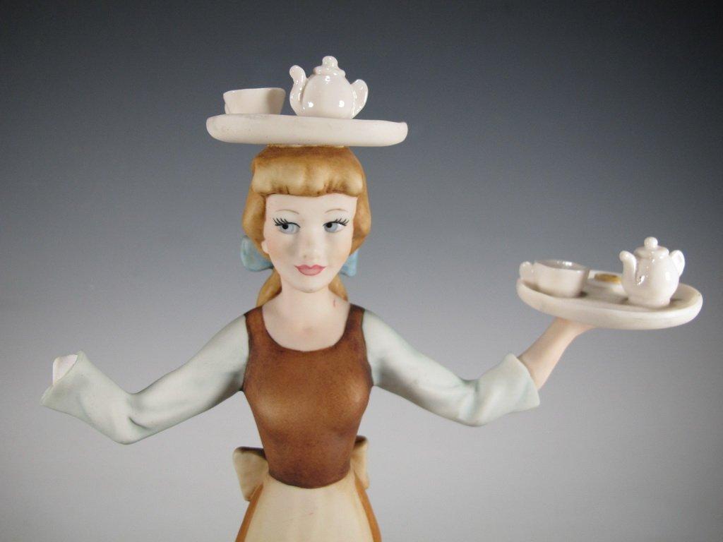 Cinderella, Giuseppe Armani 2003 Disney figurine - 2