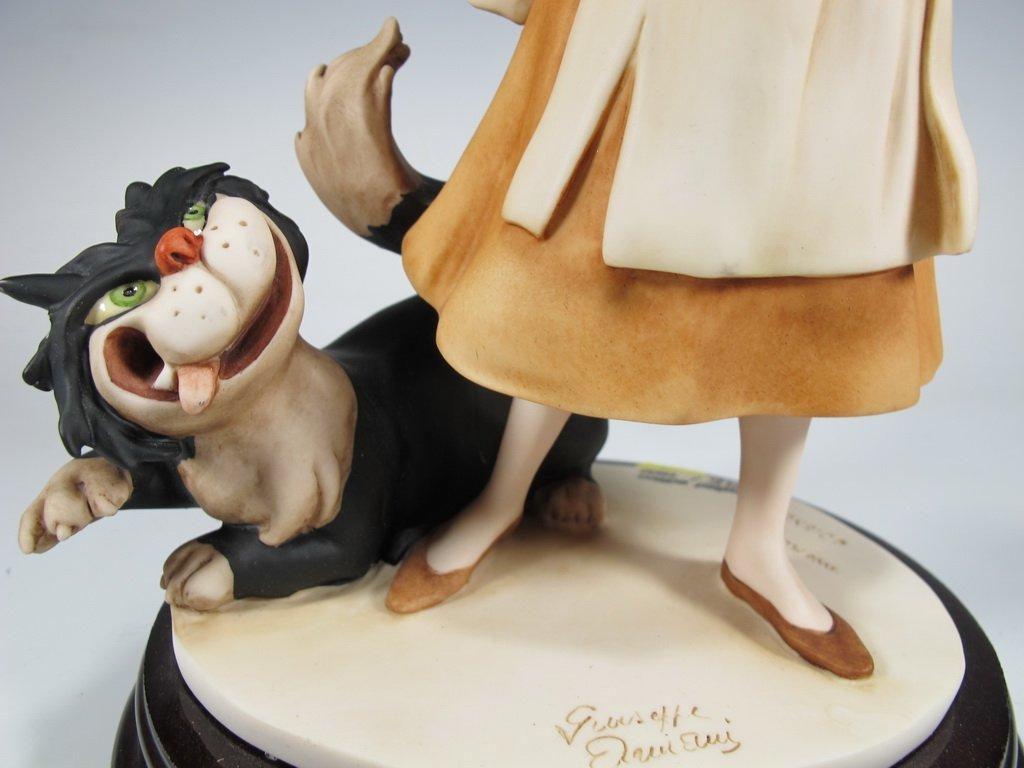 Cinderella, Giuseppe Armani 2003 Disney figurine - 3