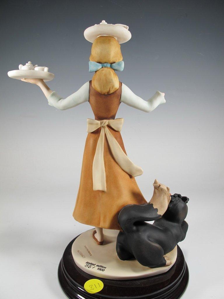 Cinderella, Giuseppe Armani 2003 Disney figurine - 6
