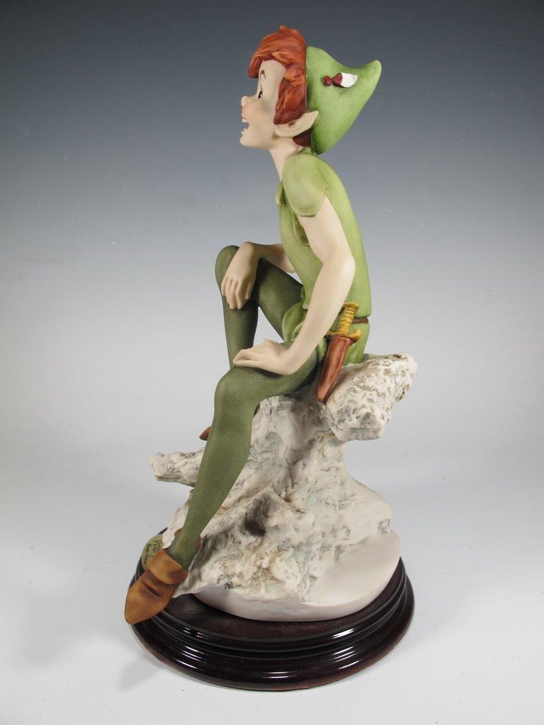 Peter Pan, Giuseppe Armani 2004 Disney figurine DAMAGED - 4