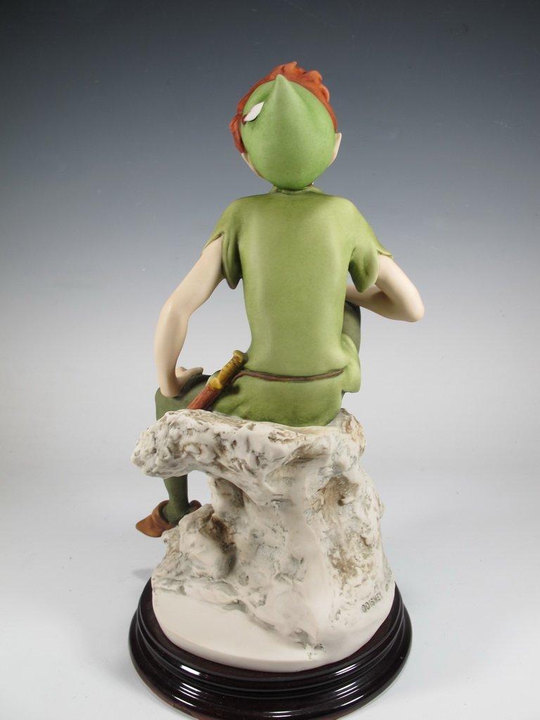 Peter Pan, Giuseppe Armani 2004 Disney figurine DAMAGED - 6