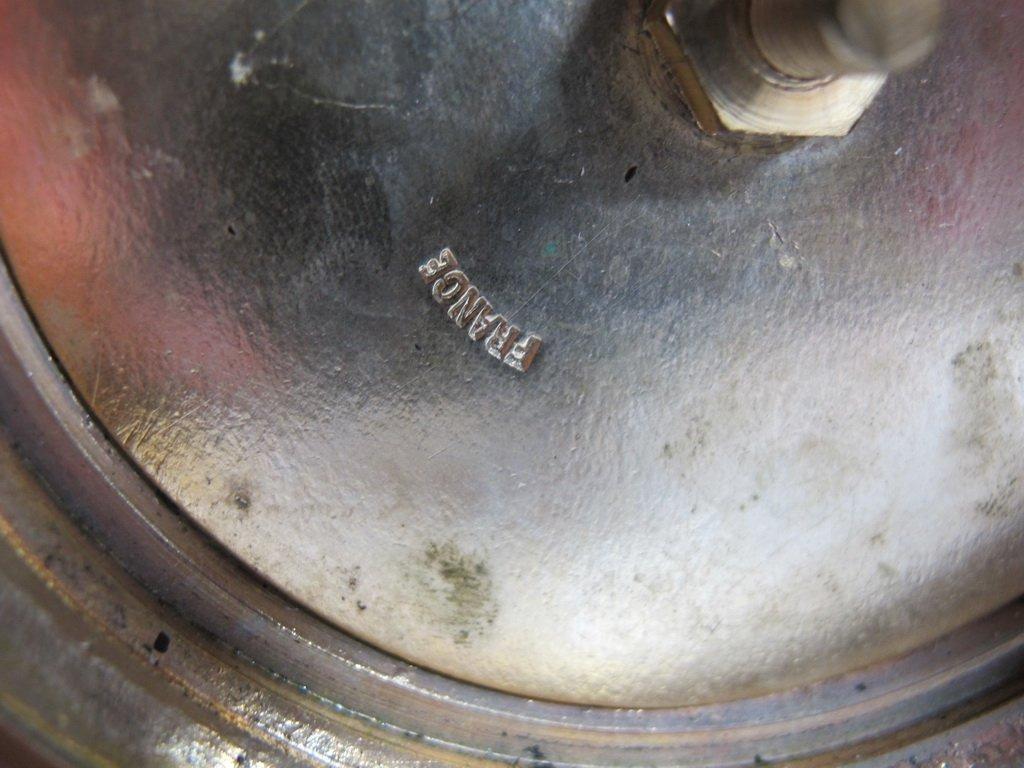 Paul Milet Sevres gilt bronze & porcelain garniture - 10