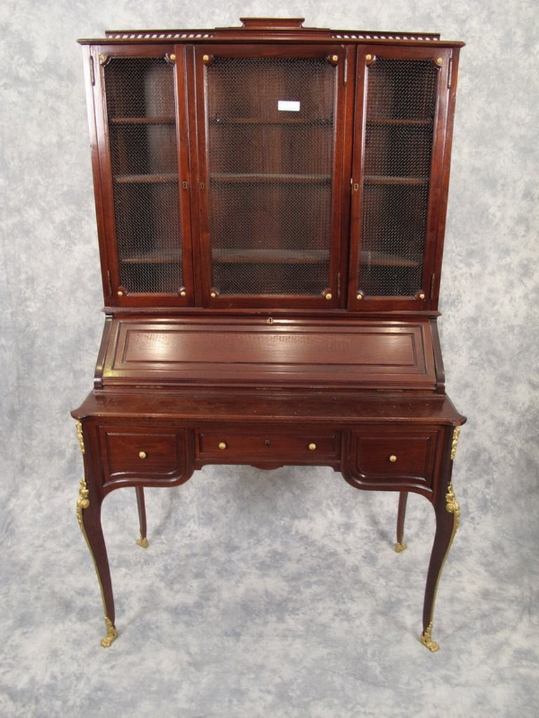 Antique French Louis XV cabinet