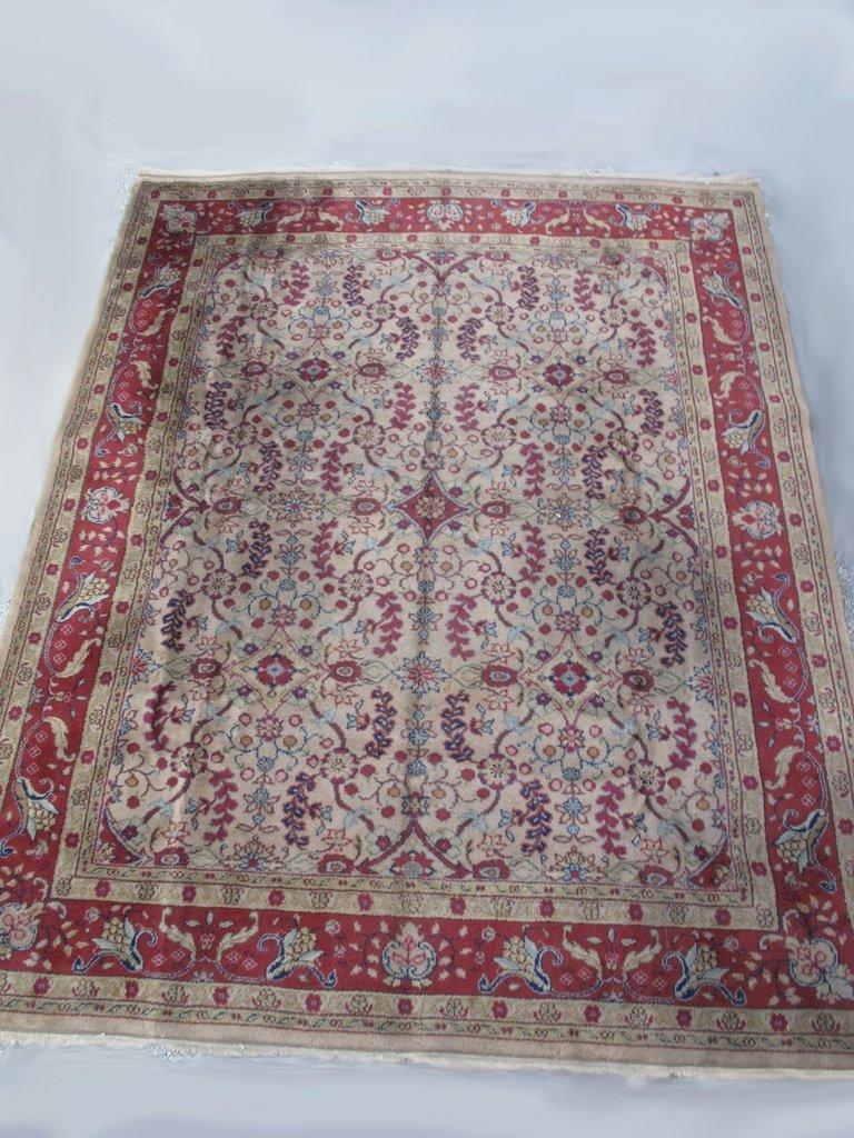 Old Oriental rug