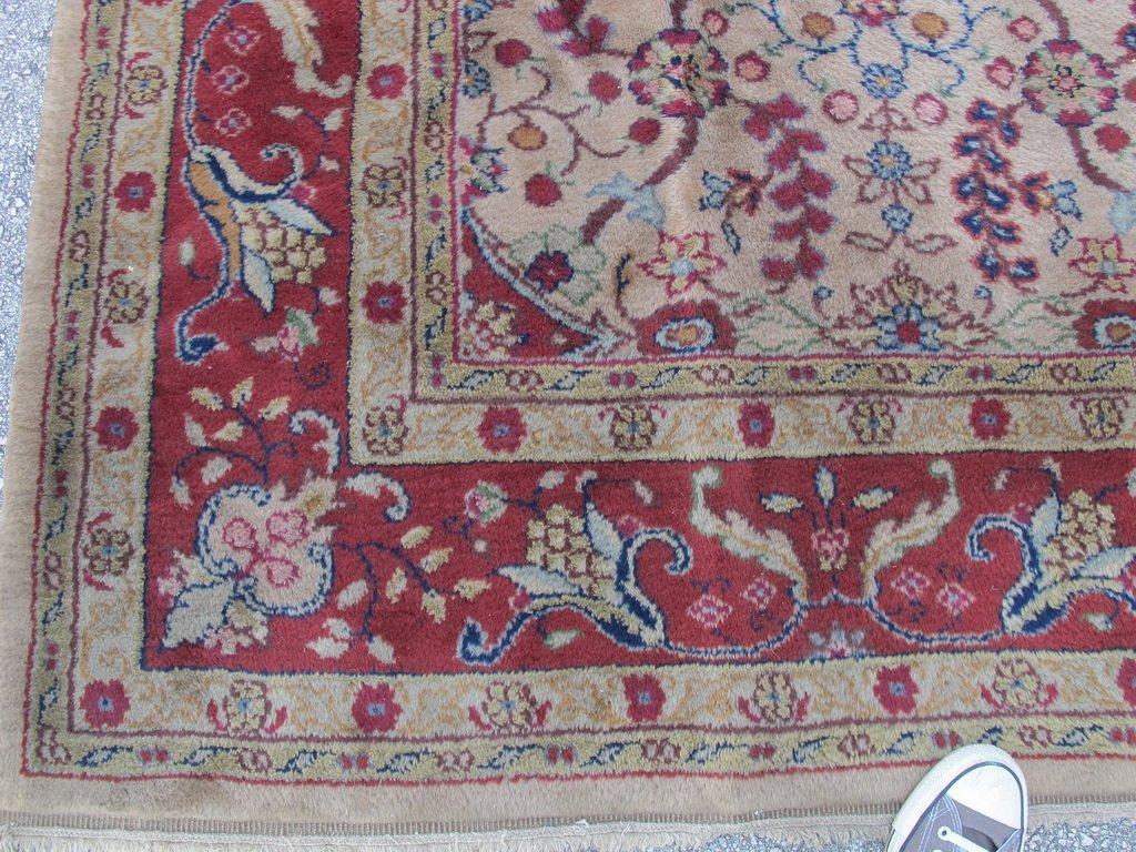 Old Oriental rug - 3